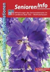 Senioreninfo Juli 17 cover