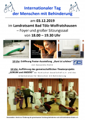 Plakat für 03.12.2019