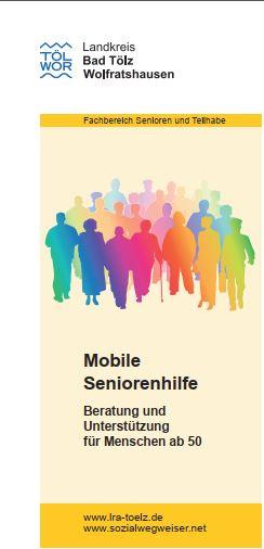 Bild Flyer Mobile Seniorenhilfe